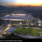 Quem tem o principal estádio dos Jogos Olímpicos @Rio2016 dá RT! Quem não tem... espera a próxima brincadeira! https://t.co/q6yNLtoo4W