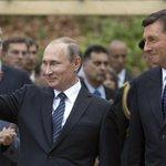 Путин и Пахор открыли памятник советским воинам в Словении https://t.co/kbVcZR7V4j https://t.co/LX4i9zGlJd