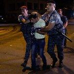 ФОТОРЕПОРТАЖ. При разгоне демонстрантов в Ереване пострадали 60 человек https://t.co/5vSg4gkPiL https://t.co/TFEHSZ4e2x