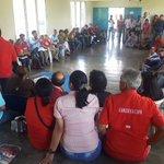 #Ahora sostenemos encuentro con Jefes UbCh CLP y Equipo Parroquial Político de La Cruz #Maturin .@NicolasMaduro https://t.co/fkpG7ZhCYQ