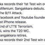 #SLvAUS #history #SriLanka #MeetintheStands https://t.co/VVnU7wbYNZ