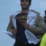 """Plus de photos de Tyler Hoechlin sur le tournage de """"Supergirl"""" (8) : https://t.co/RVLdk1XtJQ"""