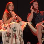 I love the panels with Ryan and Holland! They are awesome & Holland is so freaking gorgeous 😱😍 https://t.co/fohflfykoD