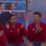The reaction on Man Uniteds bench after Ibrahimovic scored was gold. 😂 https://t.co/1nsiy3yli1