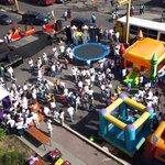 #Venezuela es tierra de gracia y de gente generosa #FelizSabado #100MilSopasEnPetare .@TelevenTV .@venevision https://t.co/SJtgRYlkg6