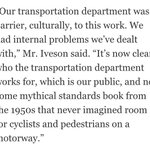 .@doniveson nails a major stumbling block for cities working to modernise. #yegbike #yycbike https://t.co/OQw0HYE5gb https://t.co/KxkEpDHGfX