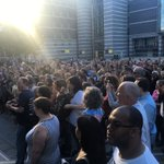 .@jeremycorbyn Leeds rally so huge he had to speak at a normal sized rally outside for people who couldnt get in https://t.co/u7i0jA3FWR