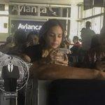 Mientras Esperas La Bolsa del CLAP La Esposa De Vielma Mora Espera Su Vuelo a Miami En Cucuta Vía Avianca $3.000dls https://t.co/q7AEsz4feN