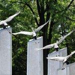 В Любляне великолепный памятник советским солдатам сделали. Спасибо Словения за память. https://t.co/yv6LKMQOG4