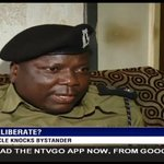 Police says the incident in the #GoCapture video was not intentional and shall investigate more #NTVWeekendEdition https://t.co/ENCdPtOqmO