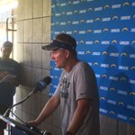 McCoy on Bosa: As a rookie, he needs to be here. https://t.co/bJtvXai9VR