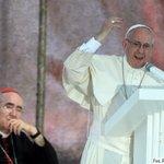 .@Pontifex_pl Bóg przychodzi, aby złamać nasze zamknięcia, aby otworzyć wszystko co ciebie zamyka - Franciszek https://t.co/dVKlUbJkoC