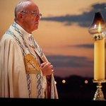 Czuwanie @Pontifex_pl z młodymi w #Brzegach! fot. Jola Gralec https://t.co/LiuGl95wYp