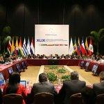 Cancillería: Venezuela asume presidencia del Mercosur https://t.co/MObiUiHFcW https://t.co/Nw9HiA8zTg