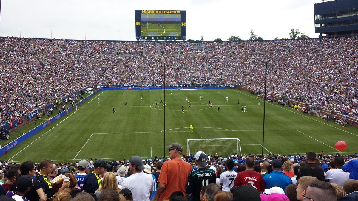 Image result for Michigan Stadium, Ann Arbor, MI, United States