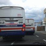 *INSPECTOR* Ruta LB Unidad 48 rebasando alta velocidad 5B Sur y Circuito 14:30 horas PUE vía @rouse230 CC @infra_pue https://t.co/7HN1PvNk1U