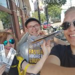 Were now on #WhyteAve! We have paper planes & 2 tix to giveaway. Find us, name a performer & theyre yours! #yeg https://t.co/N2dxzrhVZm