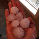 @GlobalCalgary now thats some hail in Silverado #abstorm #yyc https://t.co/Gg3jVOrD11