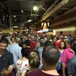 #BillyJoel packed like morning commute during #SafeTrack waiting on rain delay in nationals park https://t.co/sUJKQEAl1W