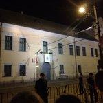 W #OknoPapieskie na #Franciszkańska zgasło światło. Ze strony @sdm_pl zniknęła wcześniejszą informacja. https://t.co/0TzOE39c0J