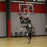My son trying to dunk on me at his 16th birthday bash, not in pops house. https://t.co/tIZs2J7Bbr