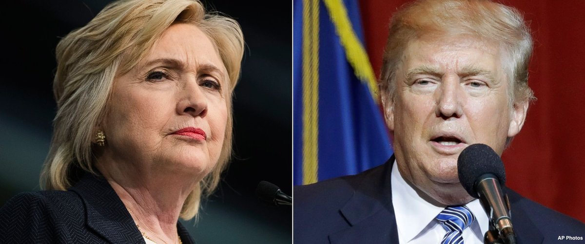 Clinton, Trump push strikingly different themes in contest for national security advantage https://t.co/ryjMYlQ50u