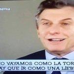 La liebre termina siendo derrotada por la tortuga. @mauriciomacri https://t.co/094NMvbgY9