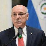 "Paraguay no reconoce presidencia venezolana ""de facto"" de Mercosur https://t.co/EPGB7lyNvh https://t.co/jTkuSBNg4H"