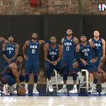 We are proud to present your 1st official look at the 2016 USA Basketball Men's National Team in #NBA2K17! https://t.co/mOos1ctq3i