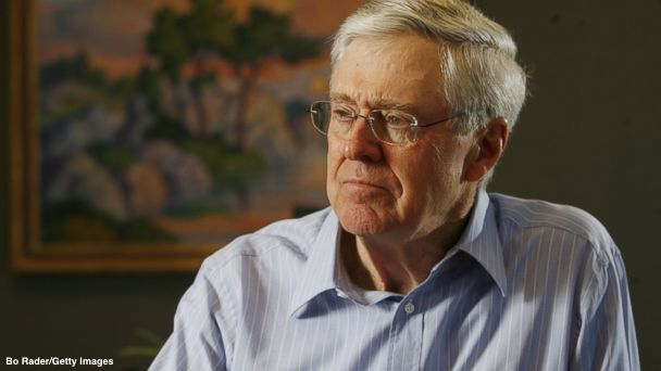 Charles Koch hosts hundreds of nation's most powerful political donors in Colorado. https://t.co/rvWr9EZqEk