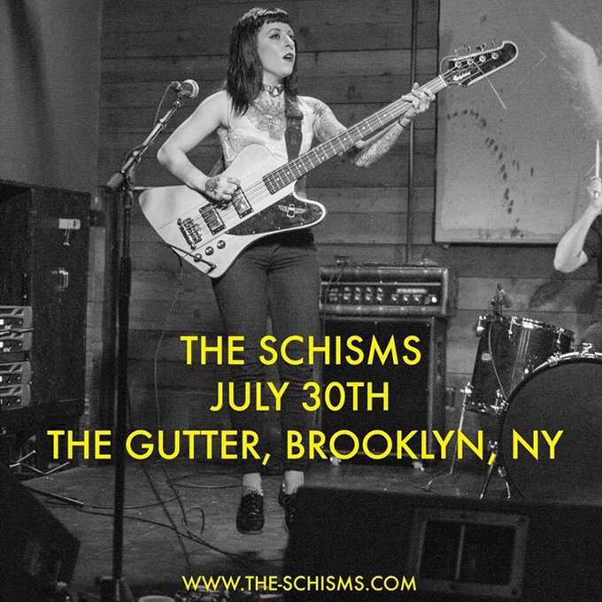 #BROOKLYN I'm back, baby! Come see me tonight at @thegutter at 9:30pm. Let's ?L-E-V-I-T-A-T-E? #donyc