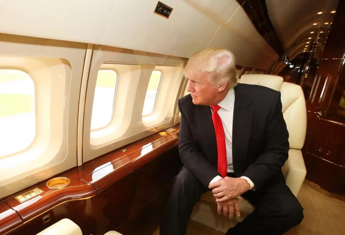 #TrumpSacrifices Once had to fly over a poor neighborhood. https://t.co/YriED7WZnN