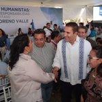 Vengo a compartir con Oaxaca lo que hemos hecho en Puebla, donde el PAN ha demostrado que sí sabemos gobernar. https://t.co/DposRclZOO