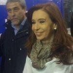 Con @CFKArgentina en el encuentro nacional de estudiantes secundarios, en la @utnfra de Villa Domínico #Avellaneda https://t.co/FAz29BEzej