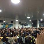 """#SecundariosConCFK @CFKArgentina: """"Dije que iba a dejar un país fácil para la gente y se la están complicando"""" https://t.co/E4dYm6F4Vv"""