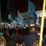 Acompañando a @CFKArgentina en una UTN Avellaneda, en el plenario nacional de secundarios. https://t.co/r21rfcaRvj