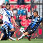 Culmina el partido en La Corregidora @Club_Queretaro 2-1 @PueblaFC Goles: @TitoVilla1982 (2) y Navarro #HazContacto https://t.co/AcLqQvyUPZ