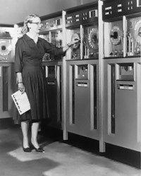 This day in history: 1967-US Navy Recalls Hopper to Head COBOL Effort. https://t.co/oix3meFAkp https://t.co/6YqA4xbnzR