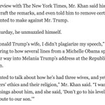 Khizr Khan keeps one-upping himself and its glorious. https://t.co/hEtf70bYhs https://t.co/9Jlg8etCnS