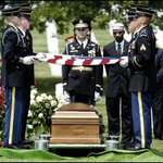 This is the son of Khizr Khan being buried in Arlington Cemetery. #TrumpSacrifices 🌾🌾🌾🌾 https://t.co/0sL9wHoWB3