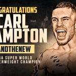 The judges score the fight: 114-114, 116-112, 117-111, in favour of the winner by MD @RealCFrampton #ANDTHENEW! https://t.co/ECKCbAFDir