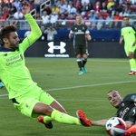 REPORT: Liverpool 2-0 AC Milan: Divock Origi and Roberto Firmino on target: https://t.co/17Eq7wY1zs https://t.co/OqUHY55FFz
