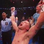 Congratulations @RealCFrampton - the new WBA Featherweight champion of the world! #SUFTUM https://t.co/zdn2AzhlmP