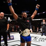 It was his first fight in 547 days ... and Tyron Woodley made a statement at #UFC201. https://t.co/6Offdyfrp8