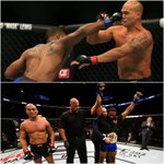 Tyron Woodleys 1st-round KO of Robbie Lawler was the fastest finish in UFC welterweight title history. https://t.co/bMqfL9Ufsj