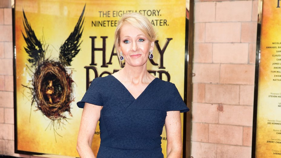 J.K. Rowling on the HarryPotter play: