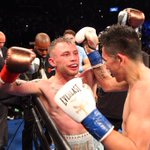 Nothing but respect for @RealCFrampton. He's a true champ & gave me one hell of a fight. Would love to do it again. https://t.co/lTQMYMNfEB