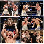Well done to @RealCFrampton first N Ireland boxer to win world title in 2 weights after defeating Santa Cruz #Champ https://t.co/hDkYV7j7P4