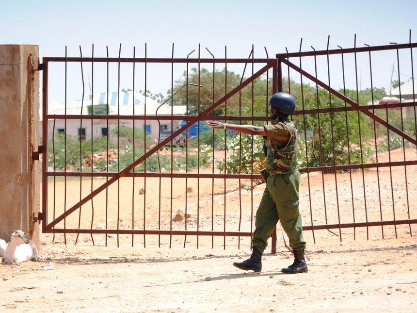 Reopen Somalia border, state urged