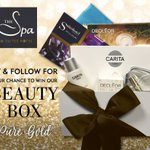 🌟💎 RT & Like to #Win the @SuitesSpa #BeautyBox including Spa Manicure Voucher, Carita & Decleor luxury goodies!💎🌟 https://t.co/2942WfERvr